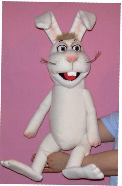 pavlovs puppets  rabbit puppet  puppet for sale